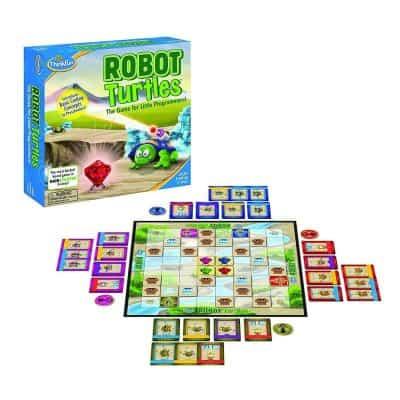 ThinkFun Robot Turtles STEM Toy and Coding Board