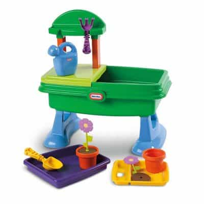 The Little Tikes Garden Table Play Toy