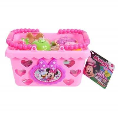 Minnie Bow Tique Bowtastic Shopping Basket