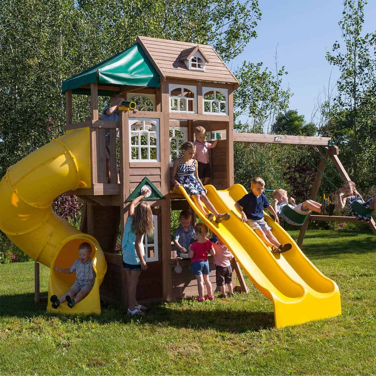 Best Outdoor Playset For Kids To Buy 2019 Littleonemag