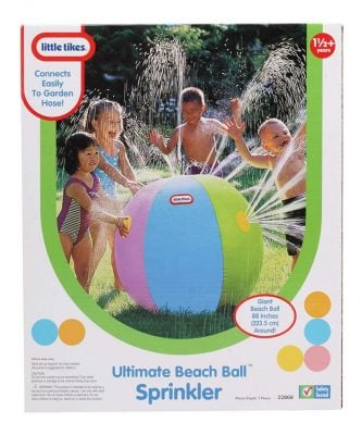 Little Tikes Beach Ball Sprinkler