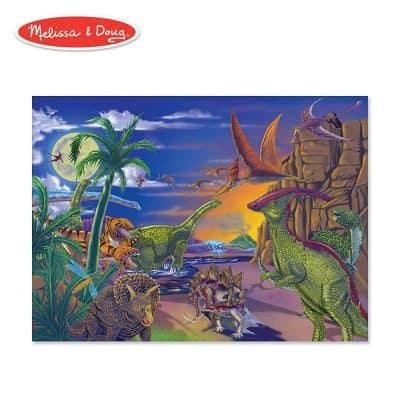 Melissa & Doug Land of Dinosaurs