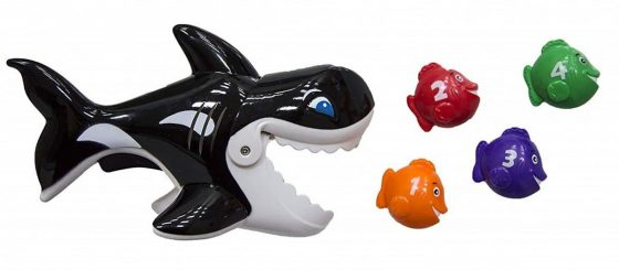 SwimWays Gobble Educational Water Toy