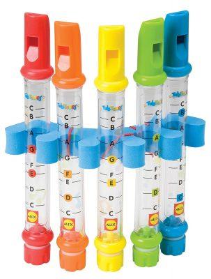 ALEX Toys Water Flutes Rub a Dub