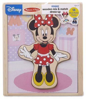 Melissa & Doug Minnie Mouse Dress Up