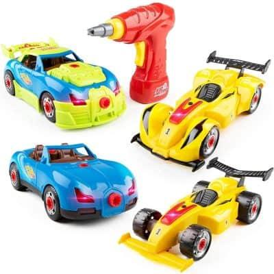 USA Toyz Race Car Take Apart Toys