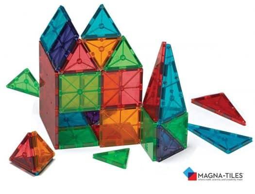 Magna Tiles Clear 100 Piece Kit