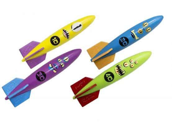 SwimWays Toypedo Bandits Poll Diving Toys
