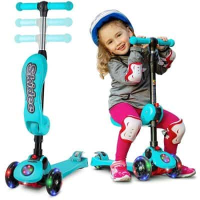 2-in-1 Scooter for Kids
