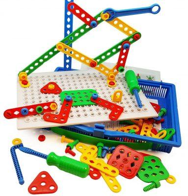 Skoolzy Education Preschool Building Toys