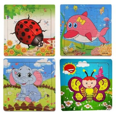 OMGOD Kids Puzzles Toys