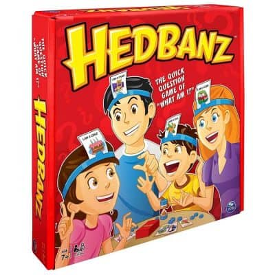 Spin Master Games HedBanz Game, Family Guessing Game