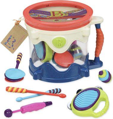 B Toys Drumroll Please Drum Kit