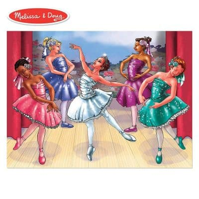 Melissa & Doug's Ballet Recital Jigsaw Puzzle