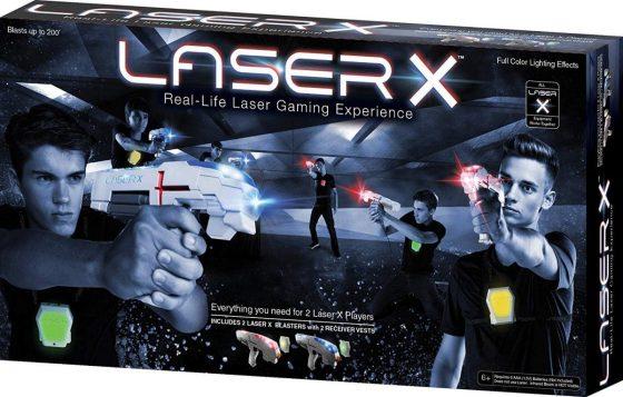 Laser X 88016 Laser Tag Gun (2 Player Set)