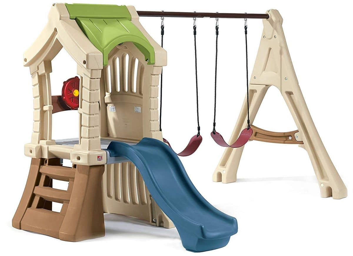 Best Outdoor Playsets for Kids 2020 - LittleOneMag