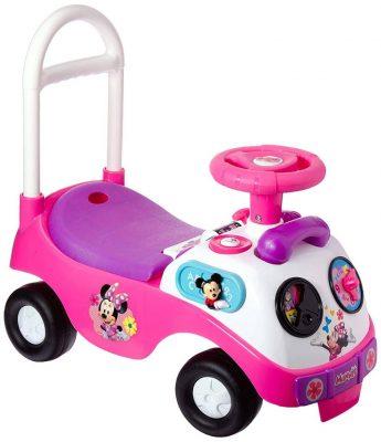 Kiddieland My First Minnie Ride