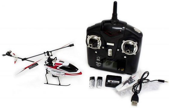 WL V911 4 CH Single Rotor Helicopter