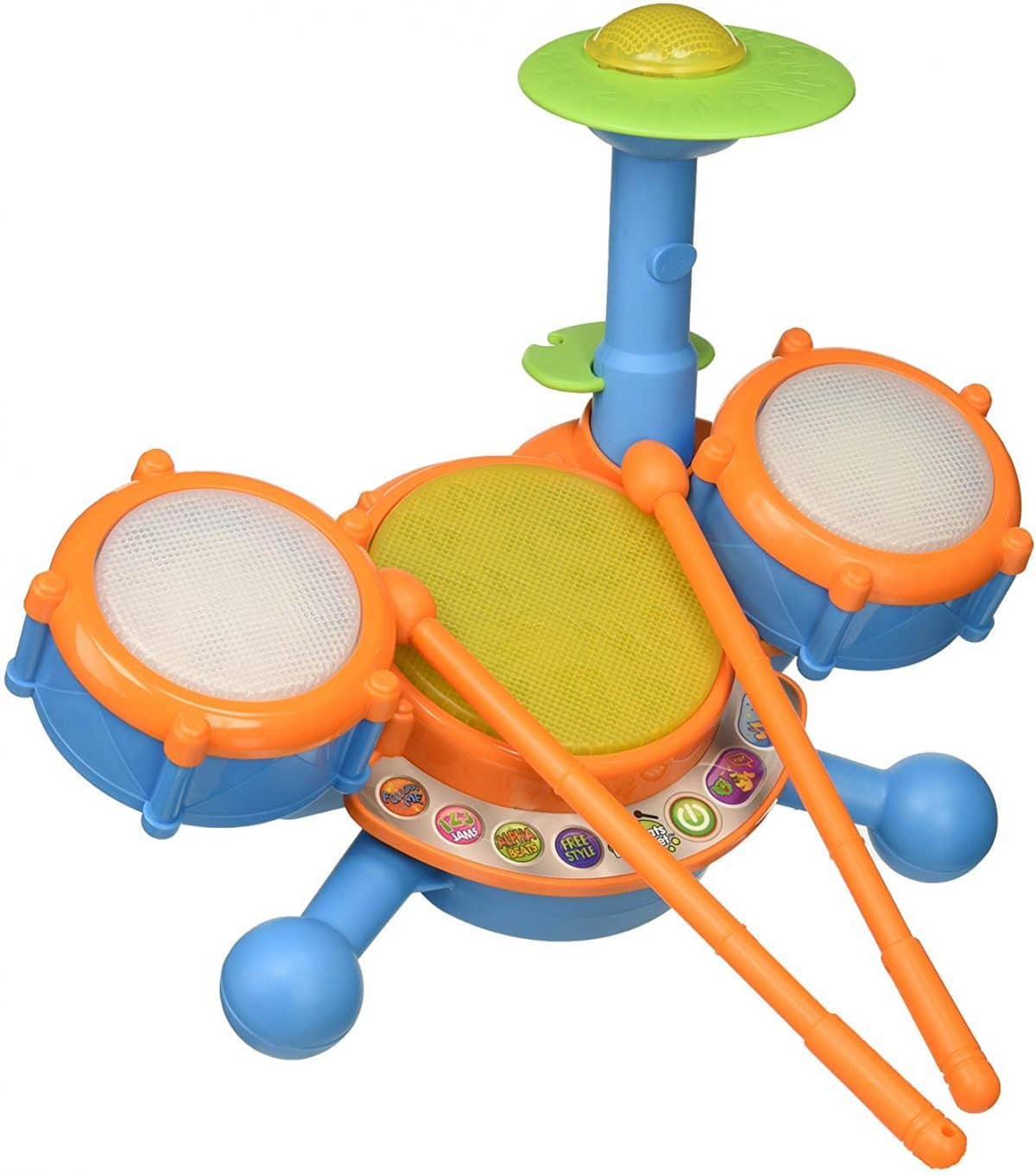 Set 1 2 Learning Educational For Toddler Baby Music /& Sound Musical Drum Toys