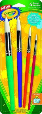 Crayola Big Paint Brushes