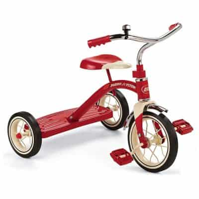 """Radio Flyer Red 34BX 10"""" Classic Tricycle"""