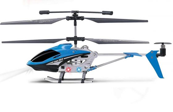 Haktoys HAK303 Infrared Control 3.5 Channel RC Helicopter