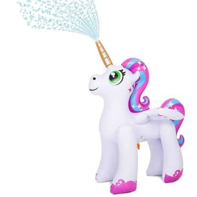 JOYIN Inflatable Unicorn Yard Sprinkler