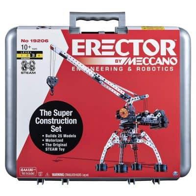 Meccano – Super Construction Set