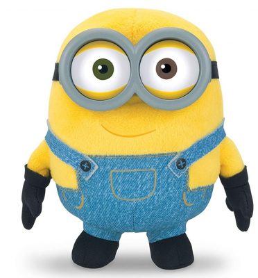 Despicable Me Minions Plush Buddies - Bob
