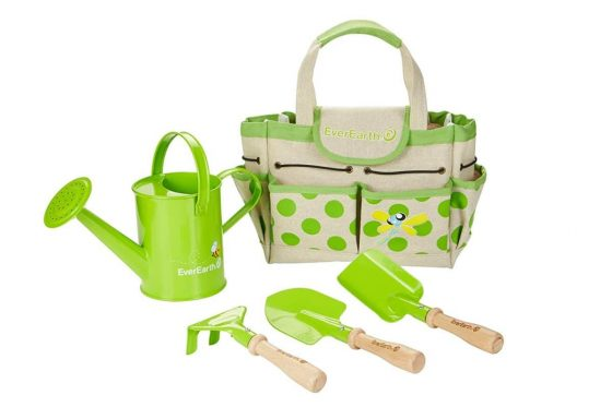 EverEarth Children's Gardening Bag with Tools