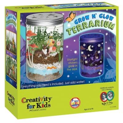 Creativity for Kids – Grow 'n Glow Terrarium