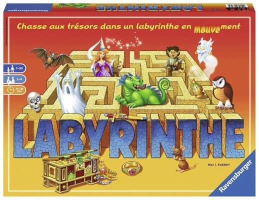 Ravensburger: Labyrinth French Version