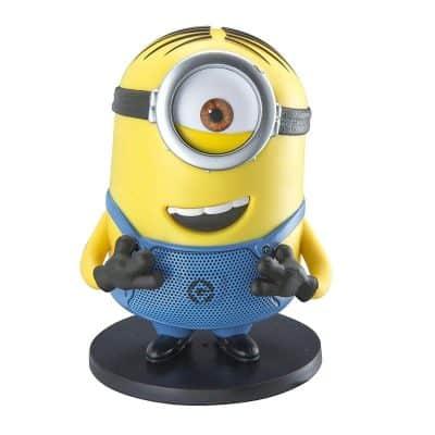 Despicable ME Minions Bluetooth Wireless Speaker Minion Stuart