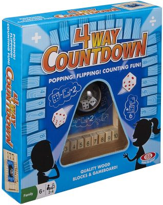 Ideal 4-Way Count Down Game
