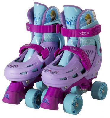 PlayWheels Disney Frozen Classic Quad Roller Skates