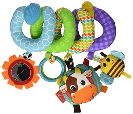 Infrantino Spiral Activity Toy