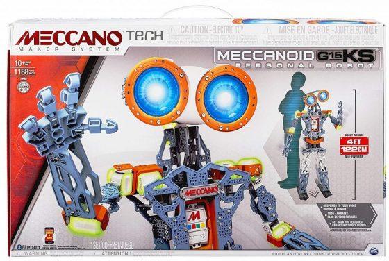 Meccano MeccaNoid G15KS