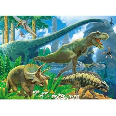Brainy Zebra Planet of The Dinosaurs