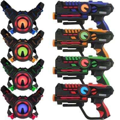 Armor Gear Laser Tag Blasters