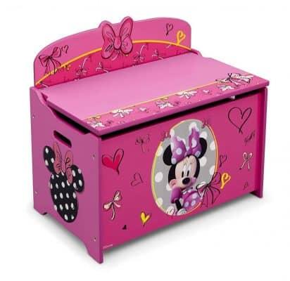 Delta Children Deluxe Toy Box
