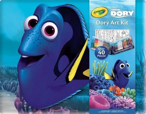 Crayola Finding Dory Art Kit