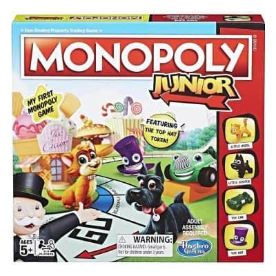 Hasbro Gaming Monopoly Junior Board Game