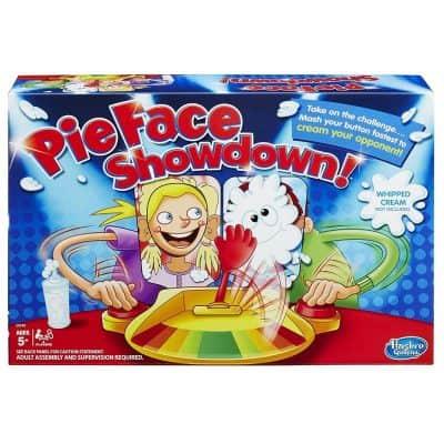Hasbro Gaming Pie Face Showdown Game