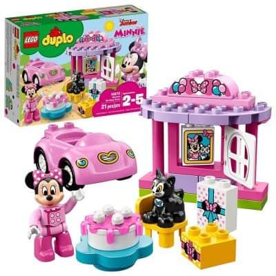 LEGO Minnie's Birthday's Building Blocks