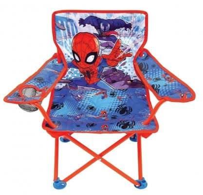Jakks Pacific Spider-Man Adventures Camp Chair for kids