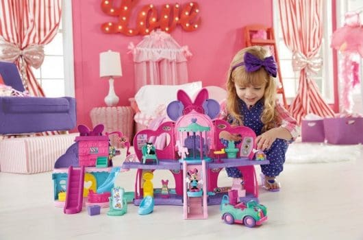 Best Minnie Mouse Toys for Toddlers