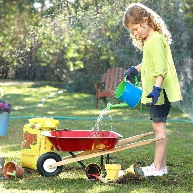 Best Gardening Tools For Kids 2020 Littleonemag