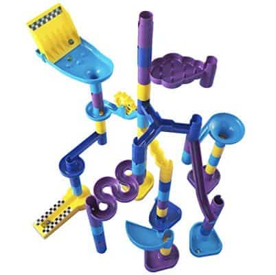MARBLE WORKS Marble Run Starter Set by Discovery Toys
