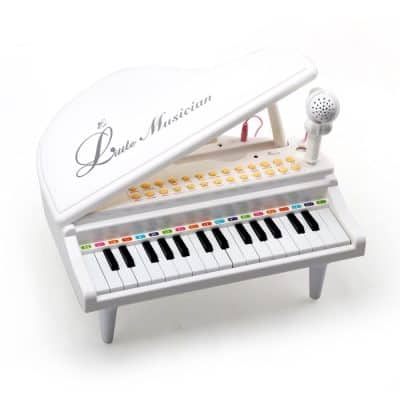 Amy Benton Toy Piano for Baby & Toddler