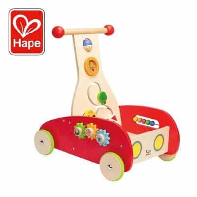 Hape Wonder Walker Push and Pull Toddler Walking Toy